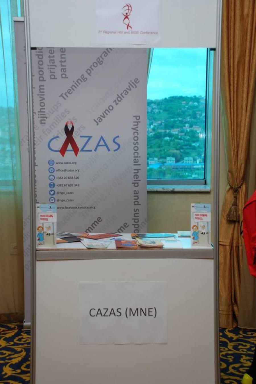 Sarajevo : 7. Regionalna HIV konferencija