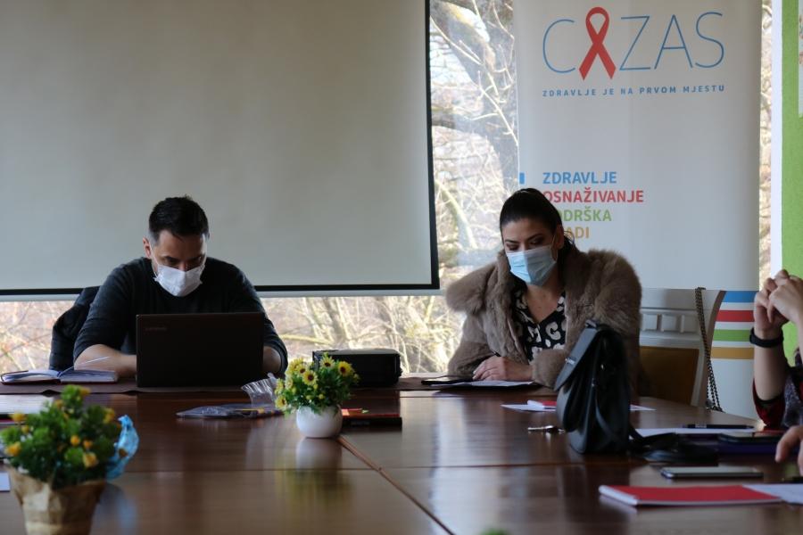 Završena obuka za kadar koji radi u servisima podrške za LGBTI o ljudskim pravima i mehanizmima zaštite LGBTI prava