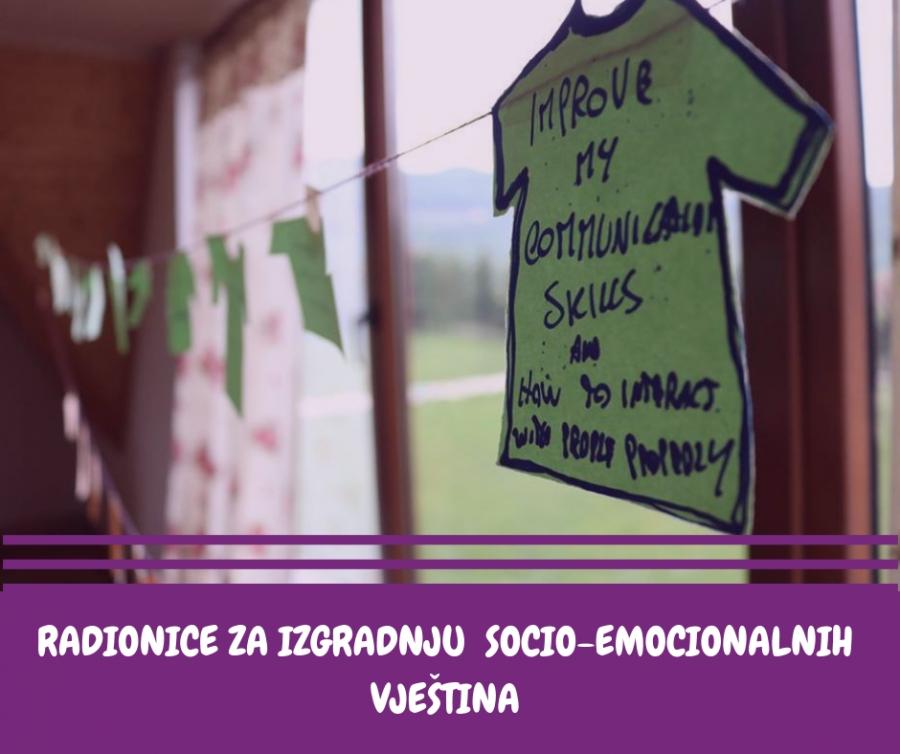Izgradnja socio-emocionalnih vještina među mladima