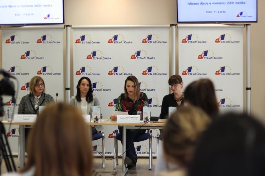 Gojaznost djece u Crnoj Gori uzima epidemijske razmjere