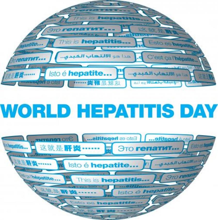 28 jul - Svjetski dan borbe protiv hepatitisa