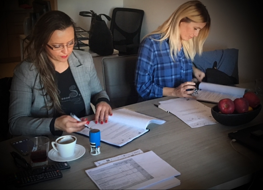 Fenix Crna Gora i SOS telefon Berane korisnici #HealthUP mini grantova