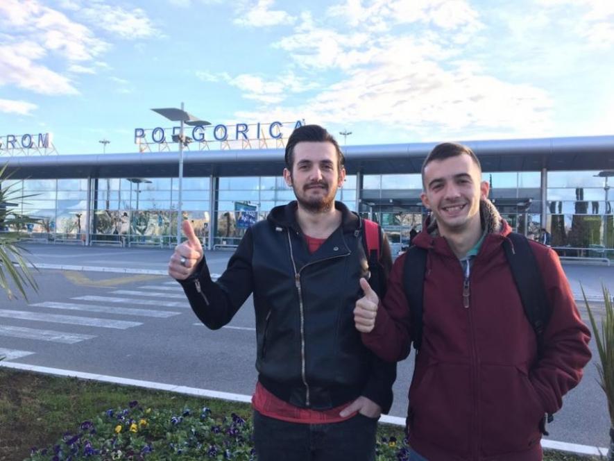 Bogdan i Emir – ReFuGeeS