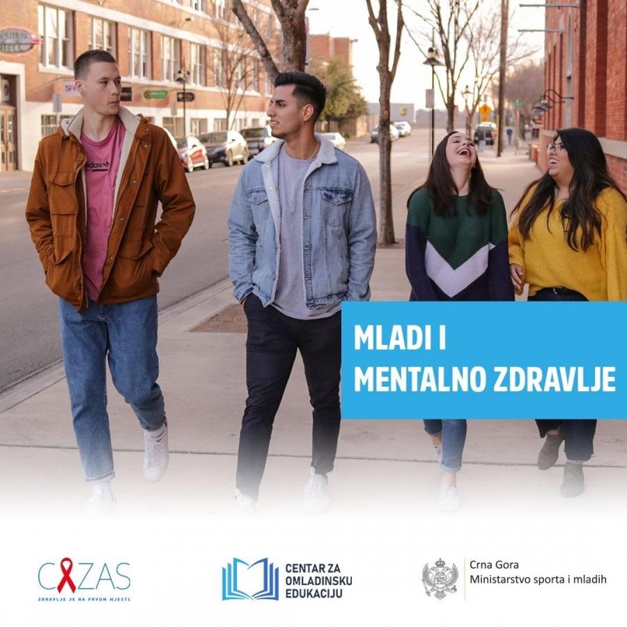 Mladi i mentalno zdravlje