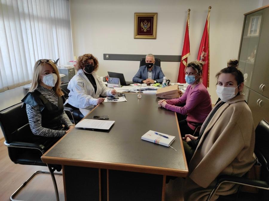 Održan sastanak sa predstavnicima Centra za stručno obrazovanje