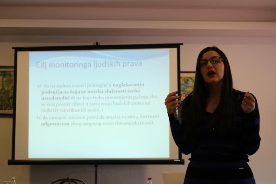 NVO aktivne u oblastima zdravlja uspješno završile trening o monitoringu zakona i politika