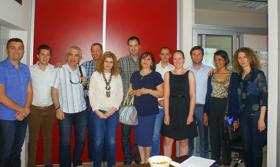 Posjeta Delegacije GFATM CAZAS-u